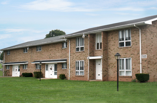 Brookside Apartments Pottstown Pa