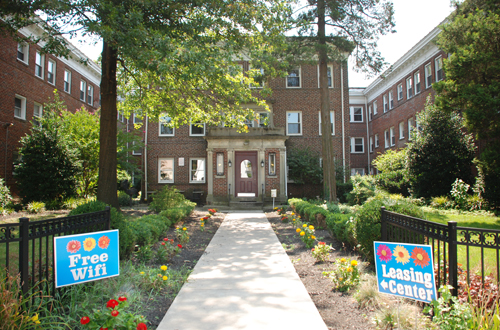 Hanover Court Apartments Pottstown Pa